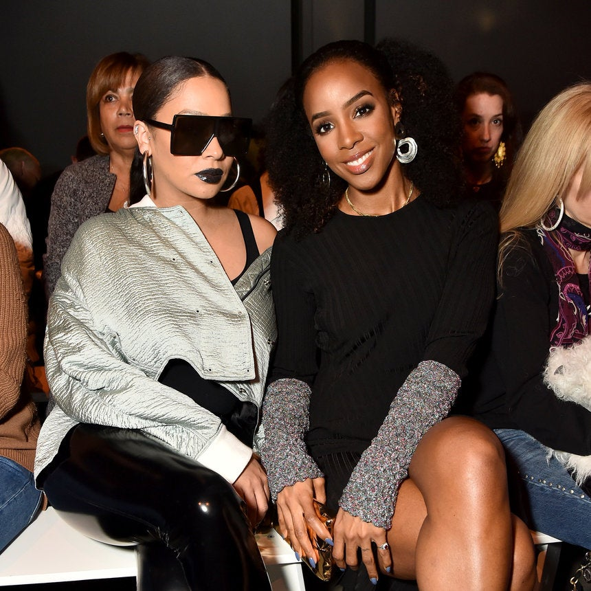 You've Got To See The Star-Studded Front Row At New York Fashion Week