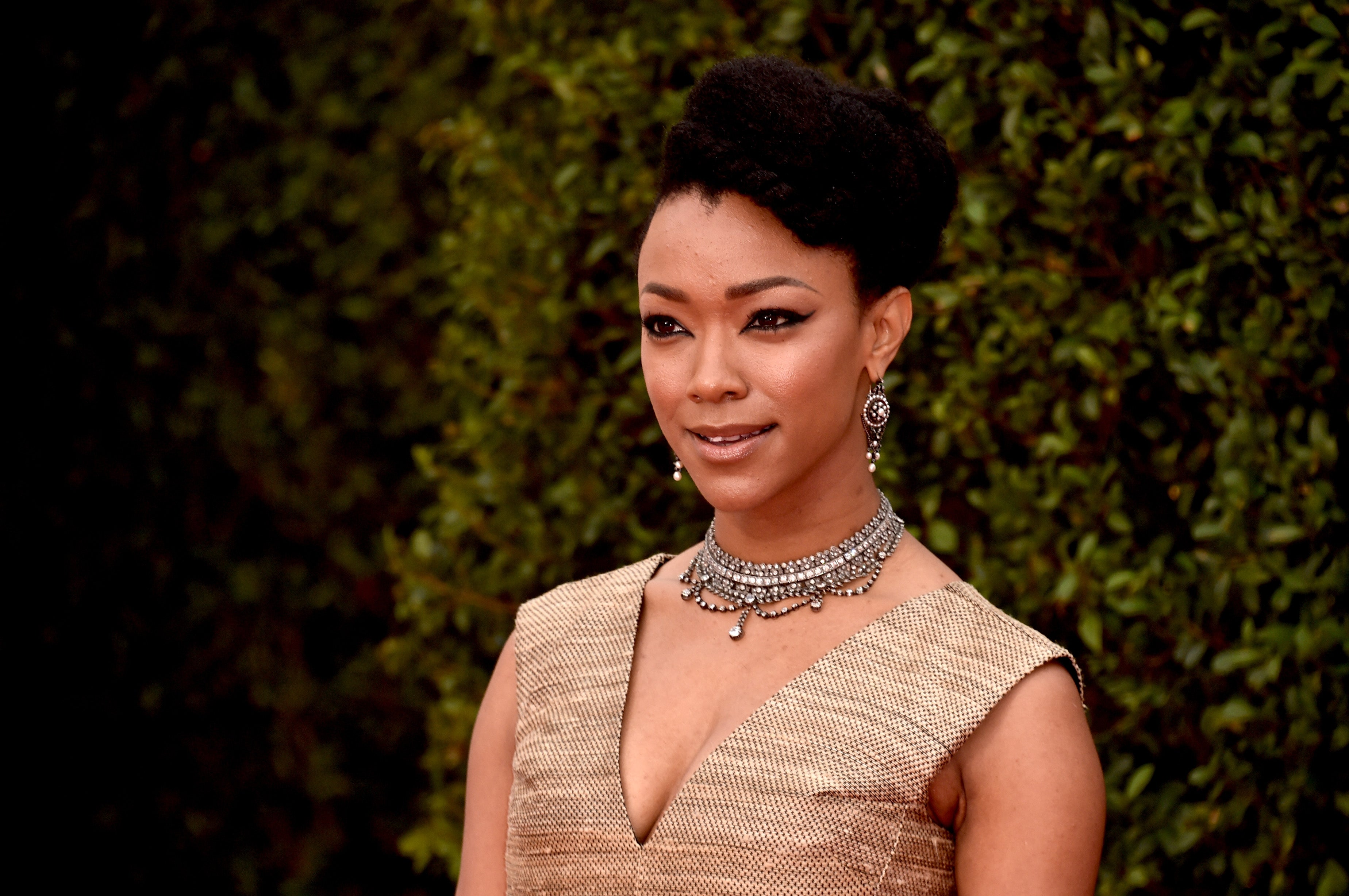 Sonequa Martin-Green For Stand Up To Cancer