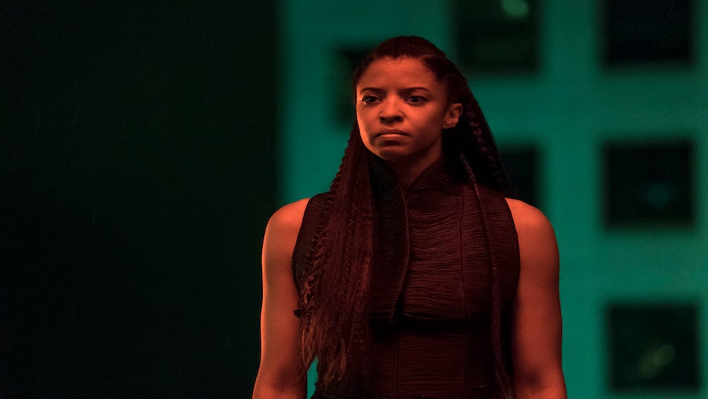 Renée Elise Goldsberry On Diversity In Sci-Fi, 'Altered Carbon,' And Her Own Tech Rules