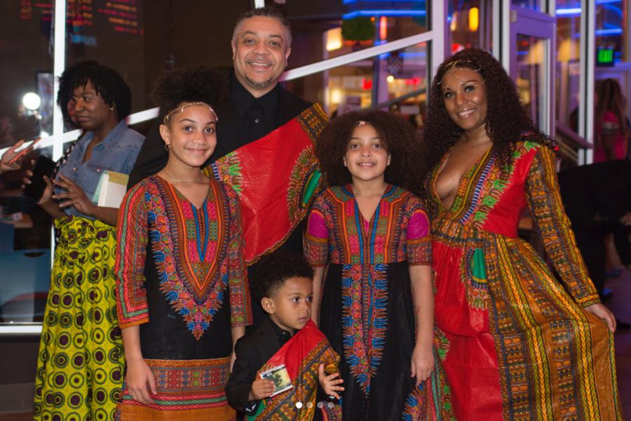Black Audiences Dressed Up For 'Black Panther' - Essence