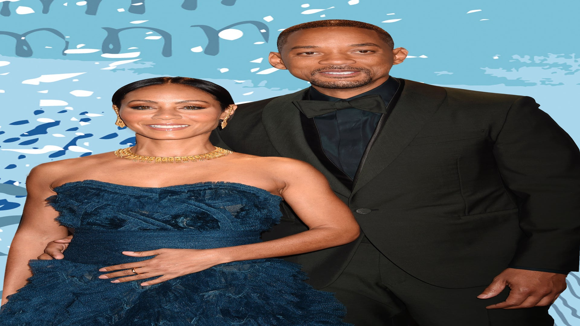 Jada Pinkett Smith Beautifully Explains Why She Should've 'Fell Back' When She Started Dating Will Smith