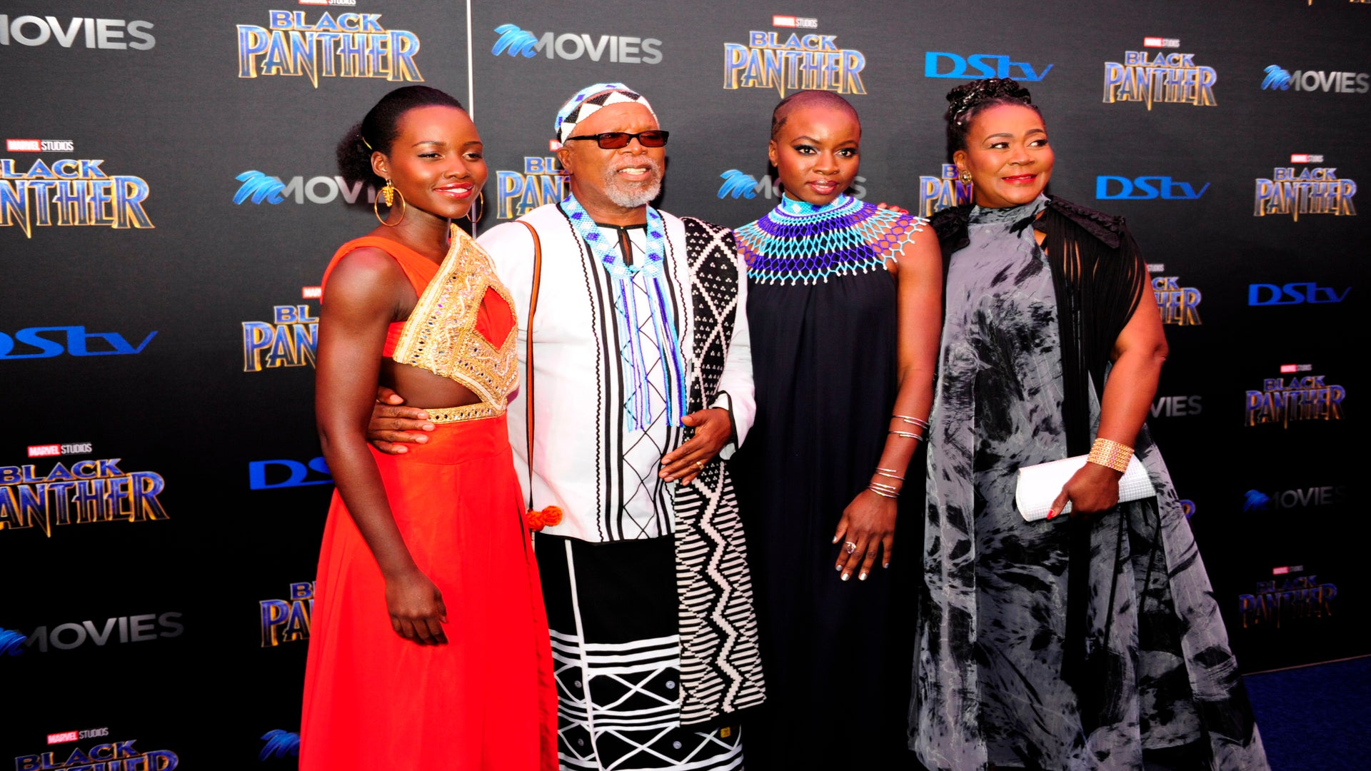 'Black Panther' Premiered In Africa And The Continent Showed Out!