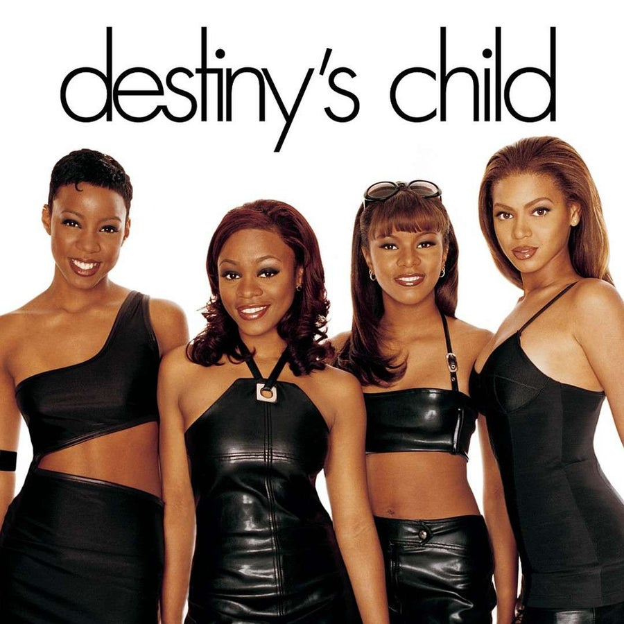 Destiny's Child Released Their First Album 20 Years Ago