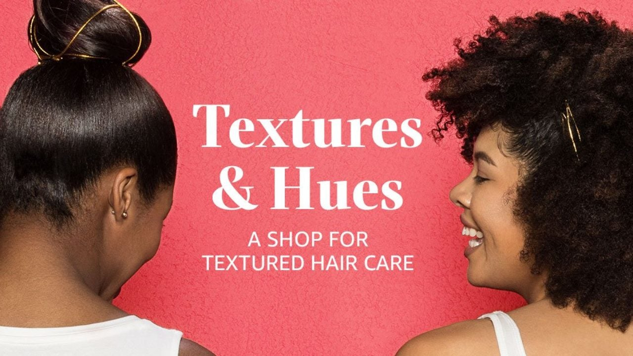 Amazon Natural Hair Care Shop