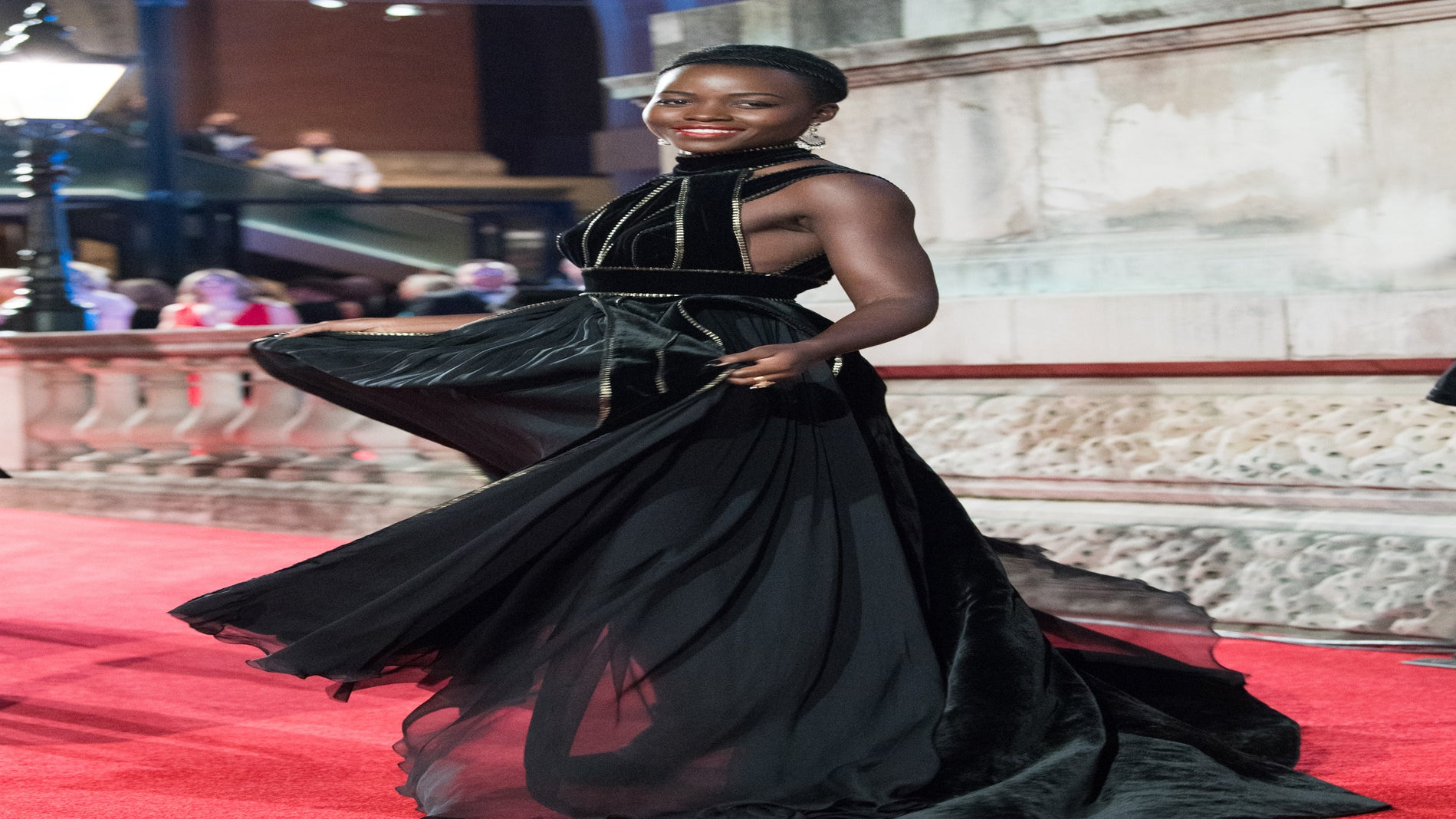 The Quick Read: Lupita Nyong'o To Star In Adaptation Of Trevor Noah's 'Born A Crime'