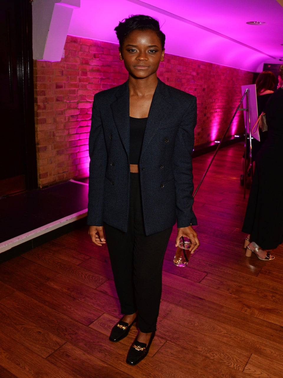 'Black Panther's' Letitia Wright Explains How 'The Spirit Of Discernment' Guides Her Friendships