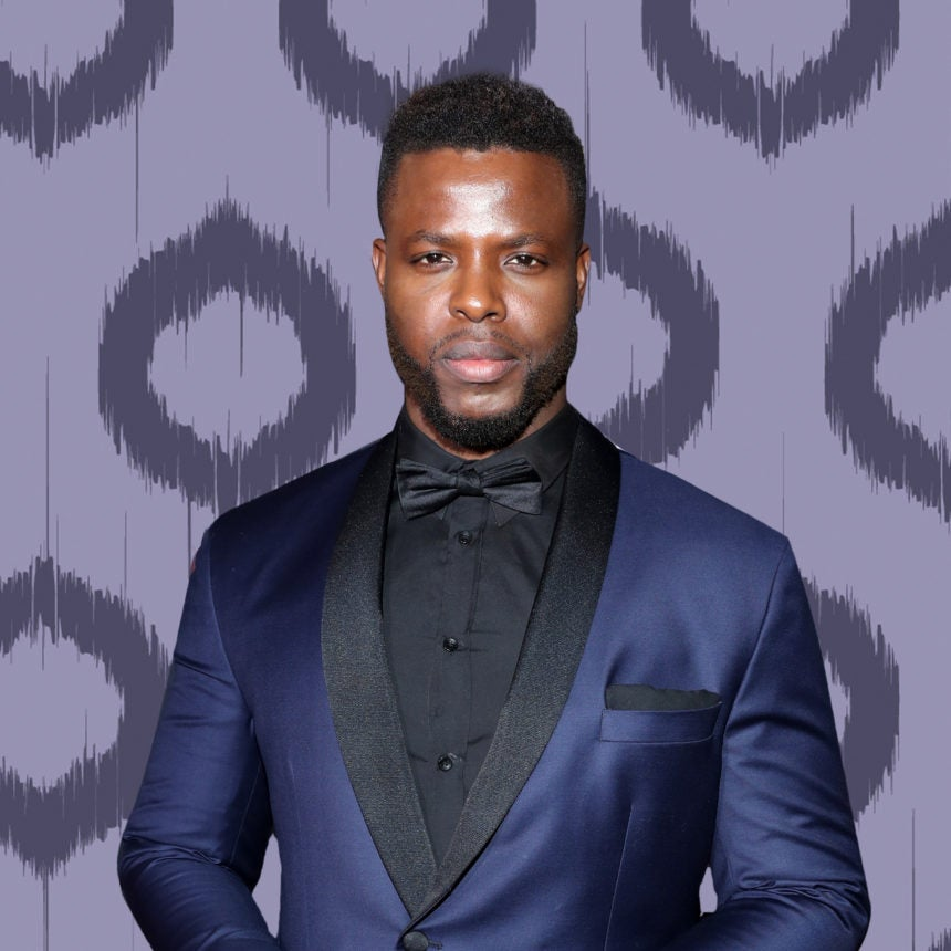 Winston Duke Says There's A Reason Why He's Rocking A Howard University Sweatshirt In 'Us'