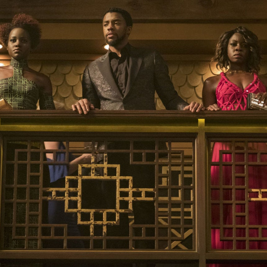 Wakanda Forever! 'Black Panther' Makes Marvel History Again With Golden Globe Nomination