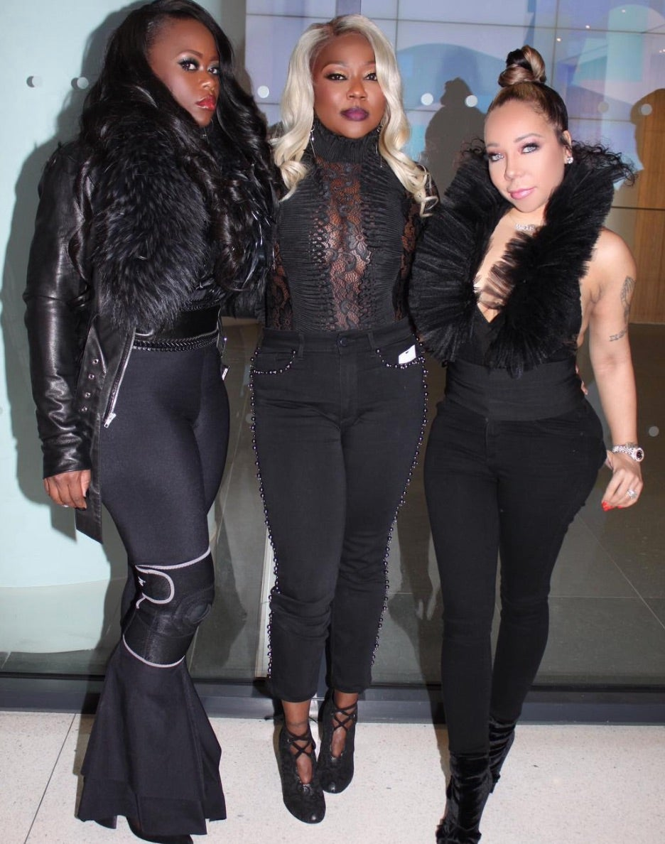 WATCH: Xscap3 Serenades Us With New Music, Dishes On Their Sold-Out Tour & Talks Reuniting With Kandi At ESSENCE Fest 2018