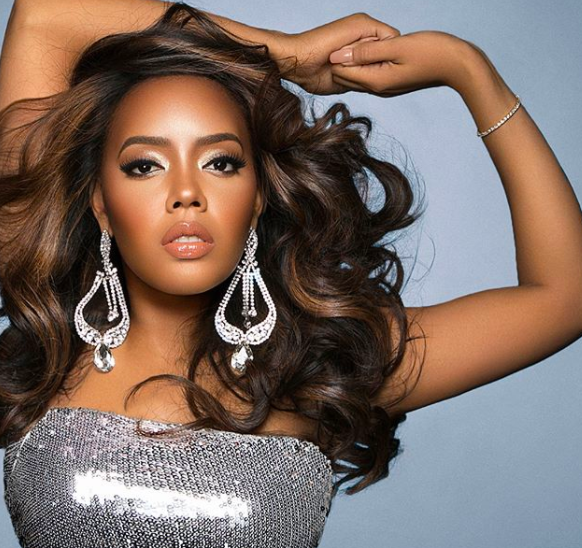 Angela Simmons For Yummy Extensions Essence