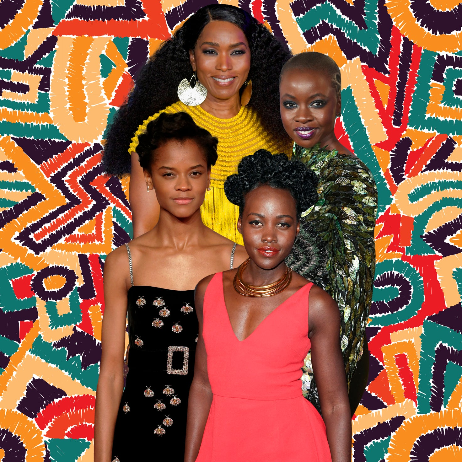 The Best Part Of 'Black Panther?' The Black Women