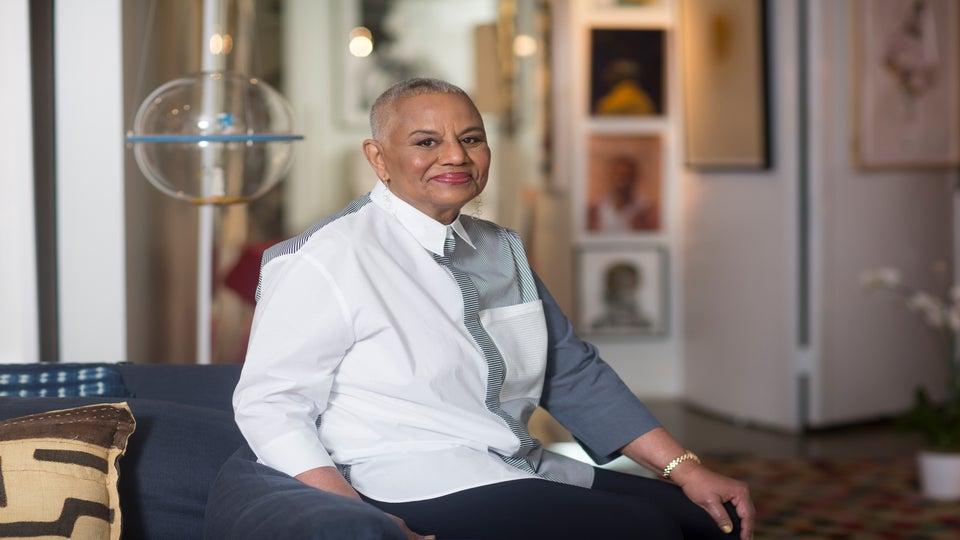 Washington D.C. Arts And Education Patron Peggy Cooper Cafritz Dies At 70