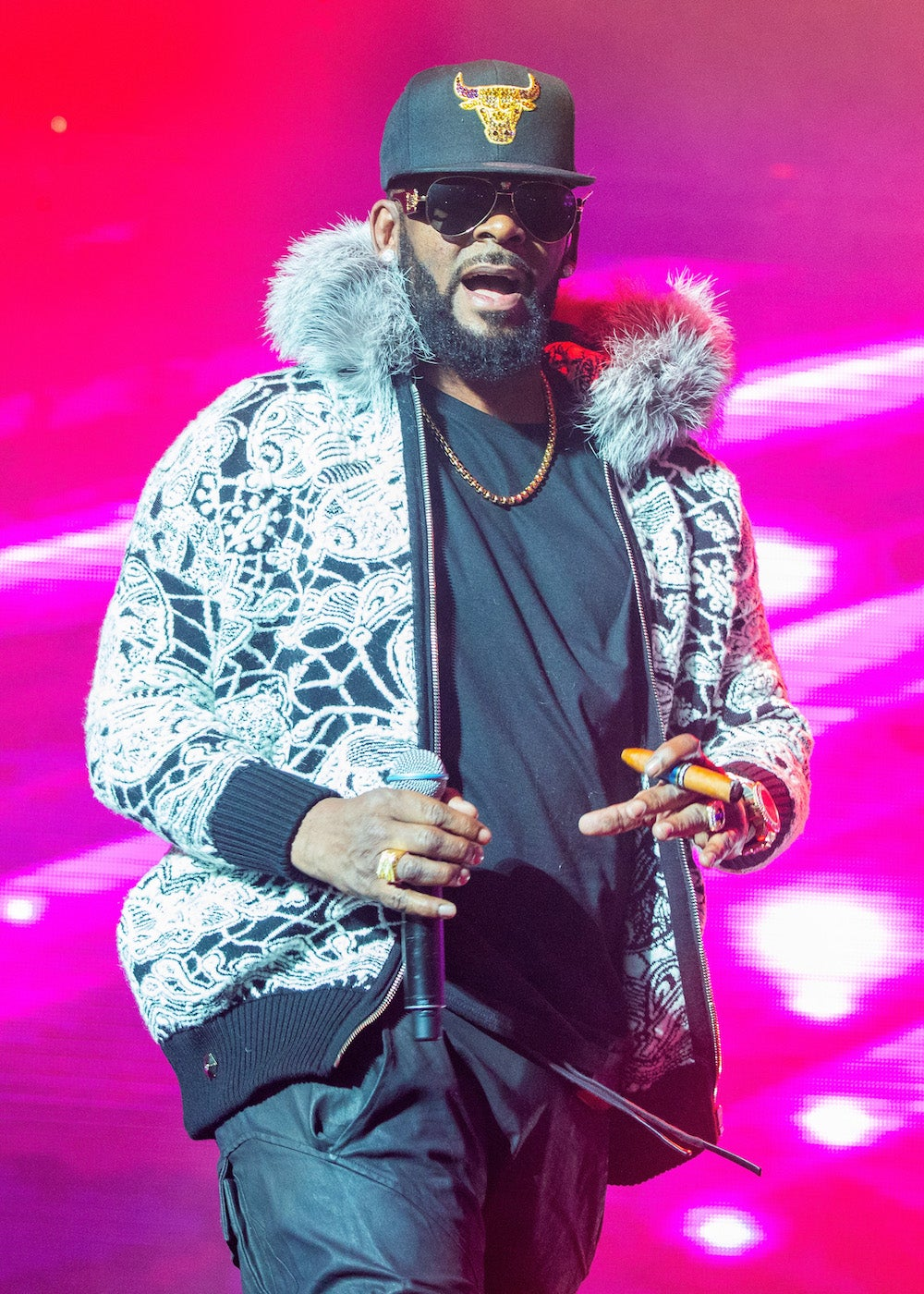 Isn't It About Time R. Kelly's Record Label Drops Him?