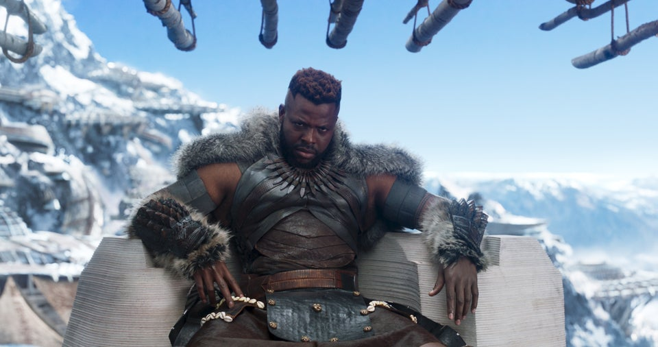 Someone Get This Kid A Job Because His M'Baku'Black Panther' Reenactment Is Pure Gold
