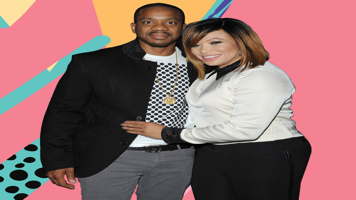 Tisha Campbell-Martin Files For Divorce From Duane Martin After 20-Plus Years Of Marriage