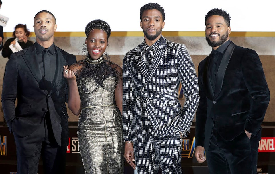 The Cast Of 'Black Panther' Singing K-Ci & JoJo's 'All My Life' Is Everything And More
