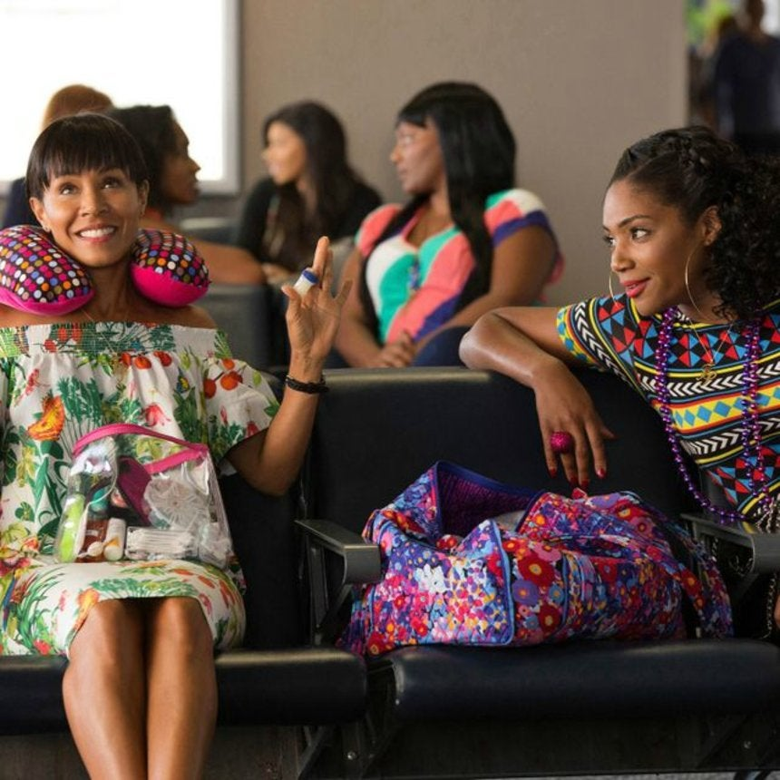 Regina Hall Confirms 'Girls Trip 2' Is In The Works: 'We're Trying To Make That Happen'