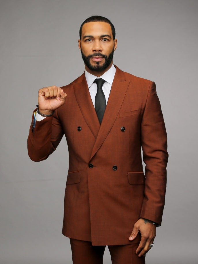 The Professional Advice 50 Cent Gave Omari Hardwick That We All Should Use