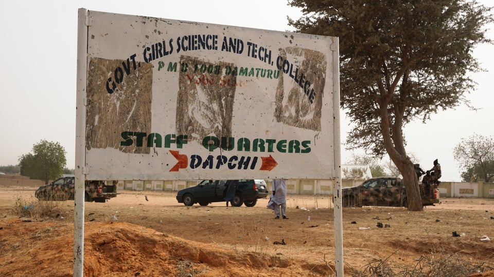 110 Nigerian Girls Have Been Kidnapped By Suspected Boko Haram Fighters