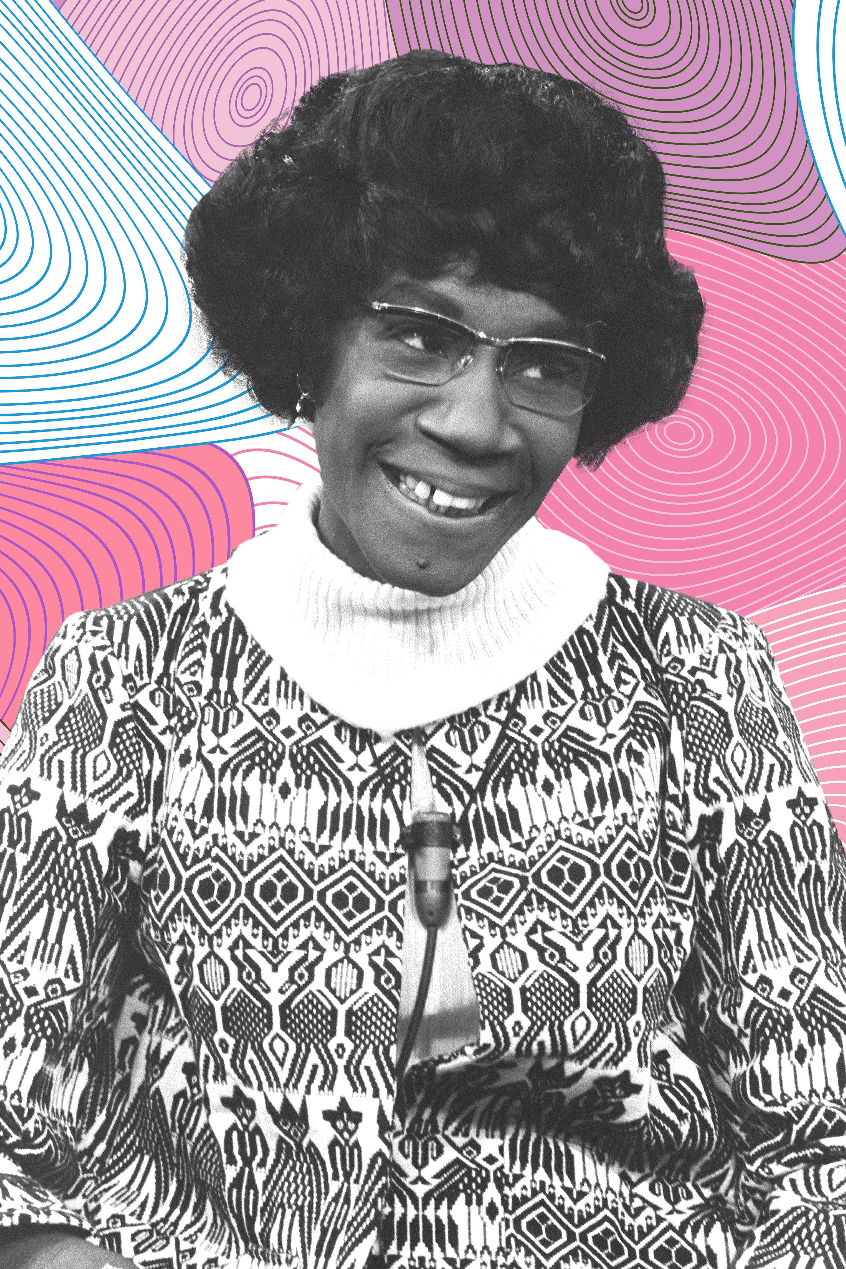 In Honor Of Shirley Chisholm, Let's Elect Leaders Who Speak Truth