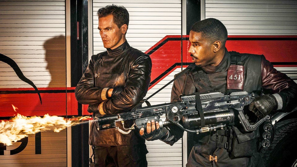 The Quick Read: Michael B. Jordan Brings The Heat In HBO's 'Fahrenheit 451' Trailer