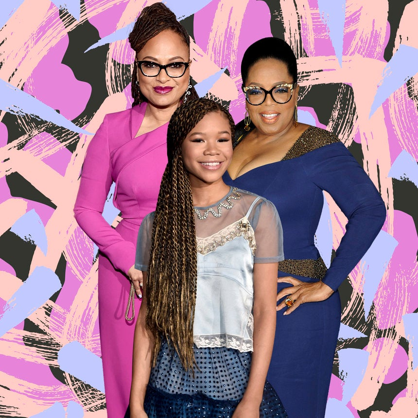 All The Stars Shined At The 'A Wrinkle In Time' Los Angeles Premiere