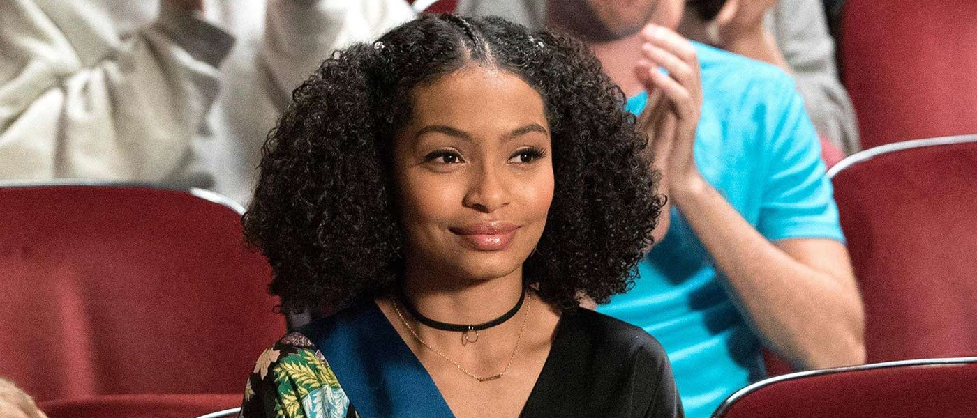 Yara S Natural Hairstyles Are Killing The Game On Grown Ish Essence