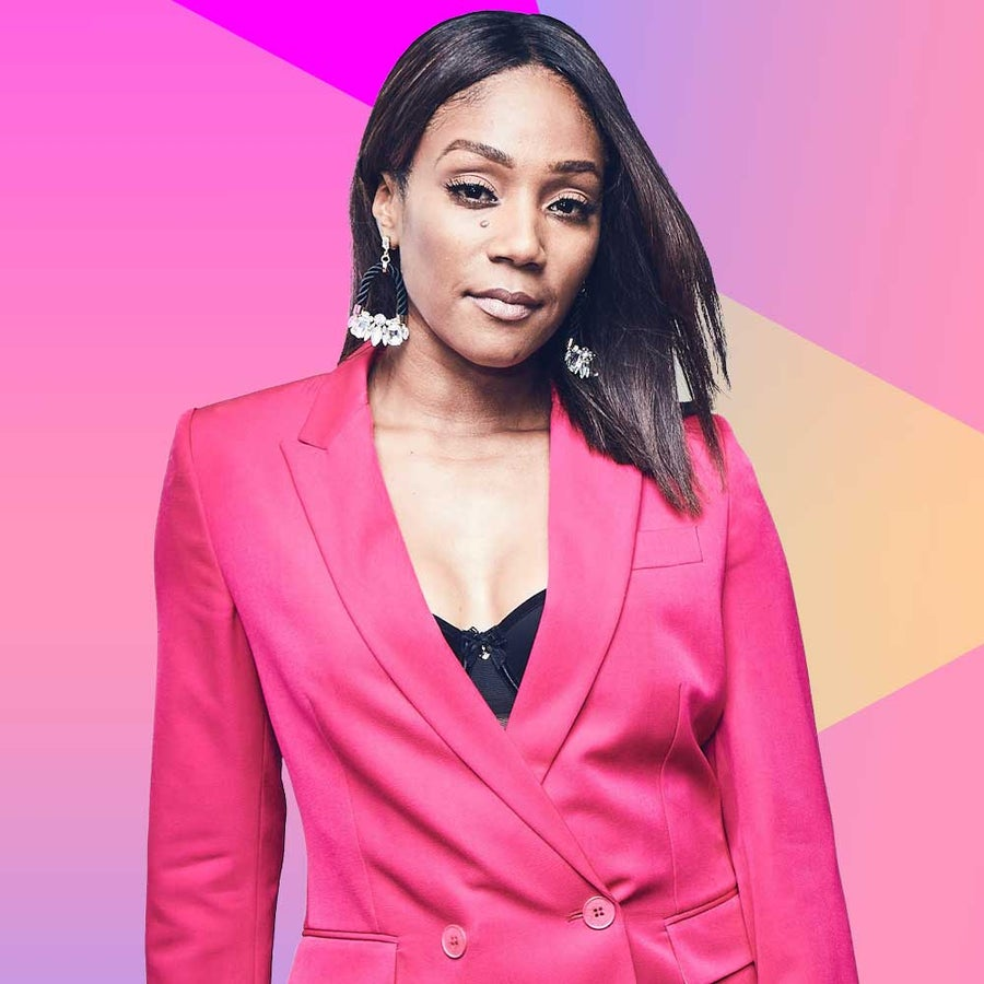 Tiffany Haddish Cried Uncontrollably When Meeting Oprah. Just Like Anyone Else Would