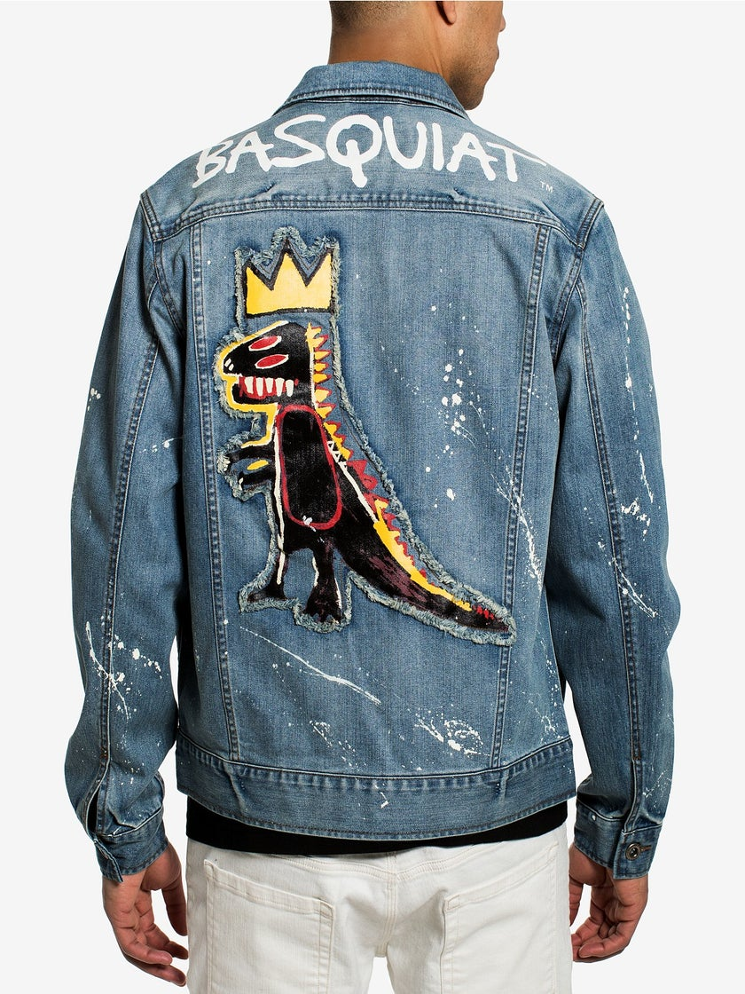 Sean John Jean-Michel Basquiat collection