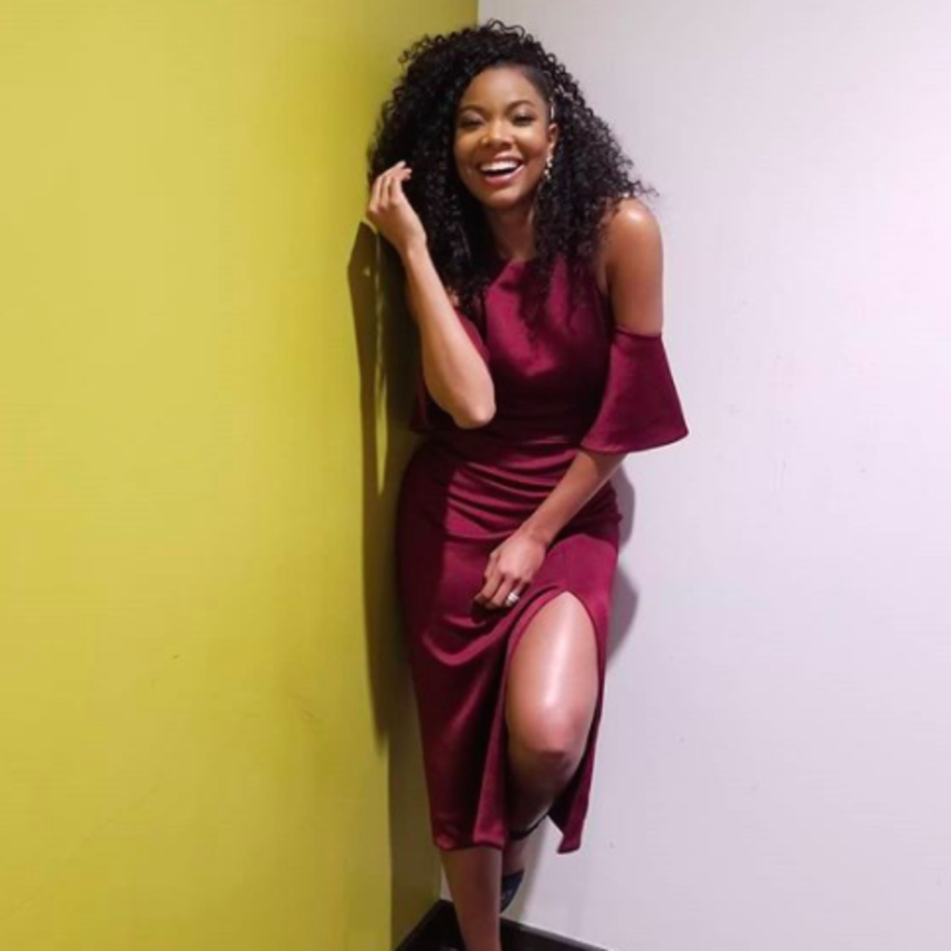 Gabrielle Union Slays And Serves In Looks By Black Fashion Designers