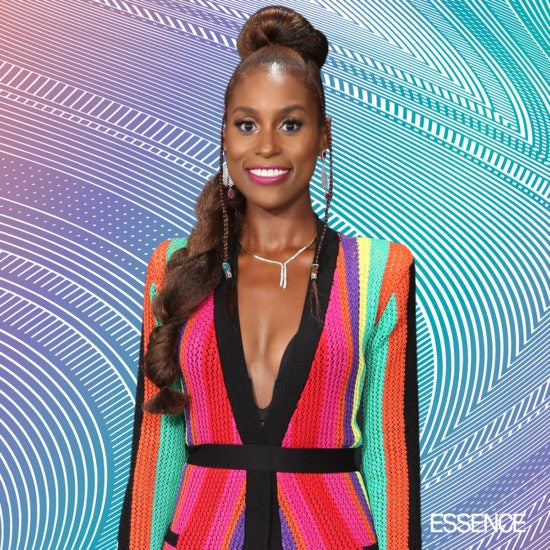 Issa Rae Shares The One Thing That Enabled Her Not To Lose Her Mind