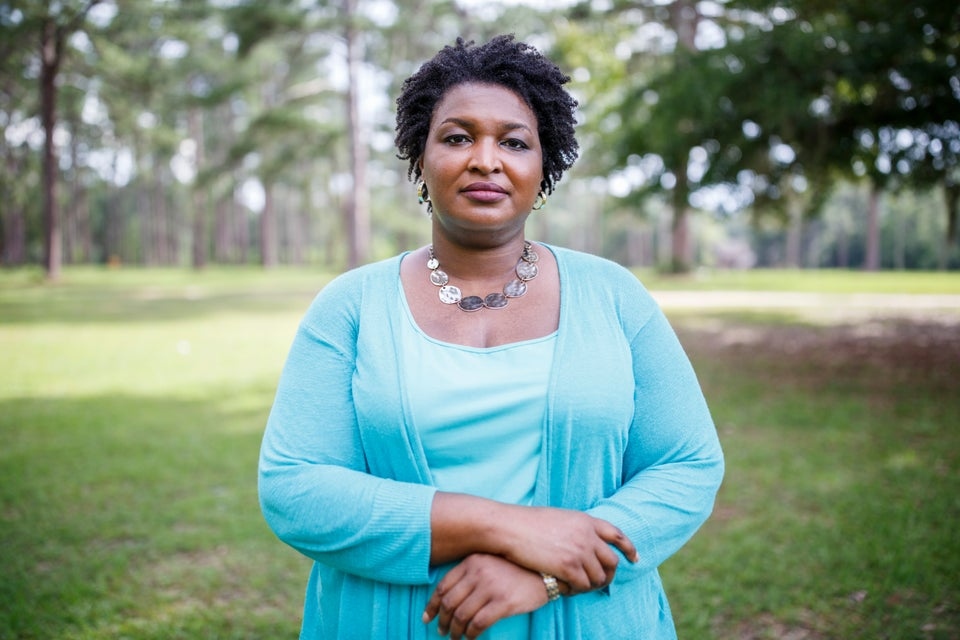 Stacey Abrams Is On Track To Become The Nation's First Black Female Governor