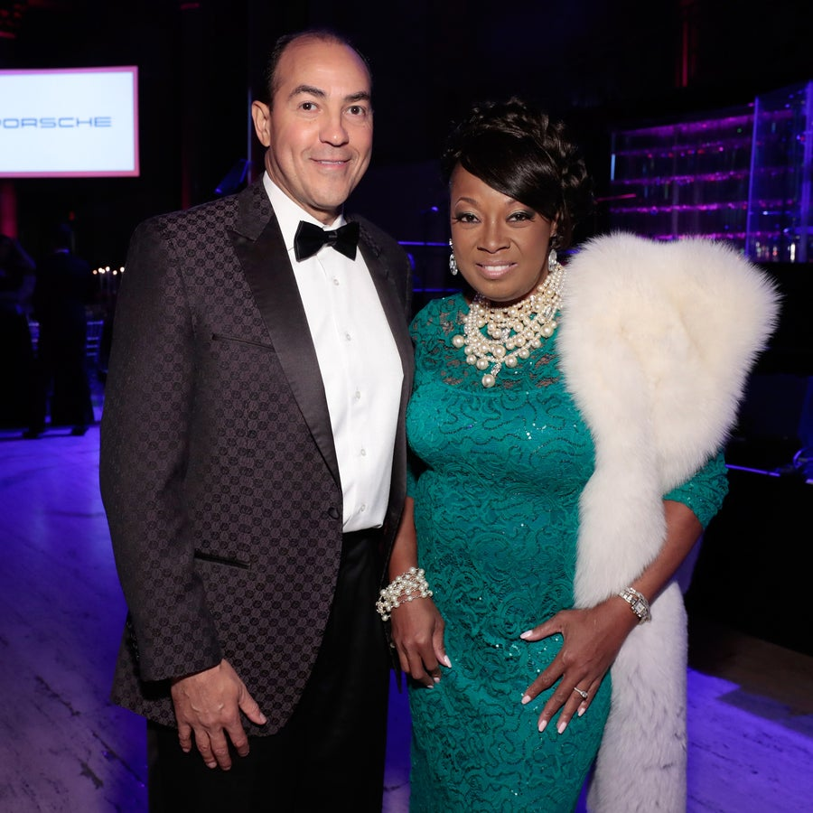 Star Jones Marries Ricardo Lugo On Caribbean Cruise