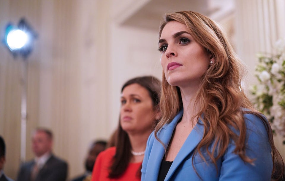 The Quick Read: Trump's Communications Director Hope Hicks Is Leaving The White House
