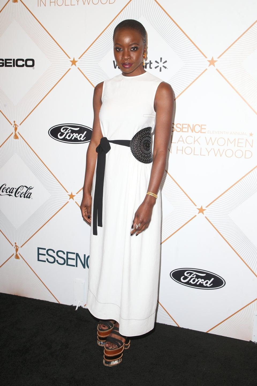 Danai Gurira Gushes AboutFan Reactions To 'Black Panther,' Says Black Women Are Vibranium