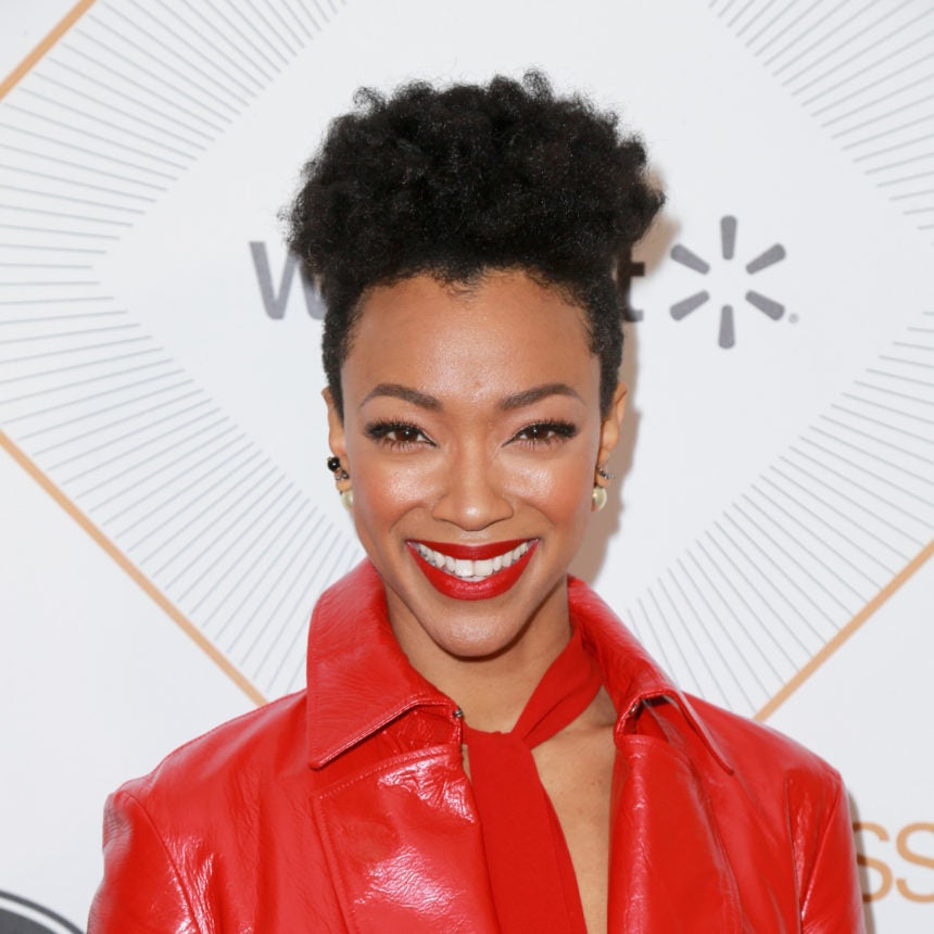 She's Out Of This World! Sonequa Martin-Green On Board for LeBron James' 'Space Jam' Sequel