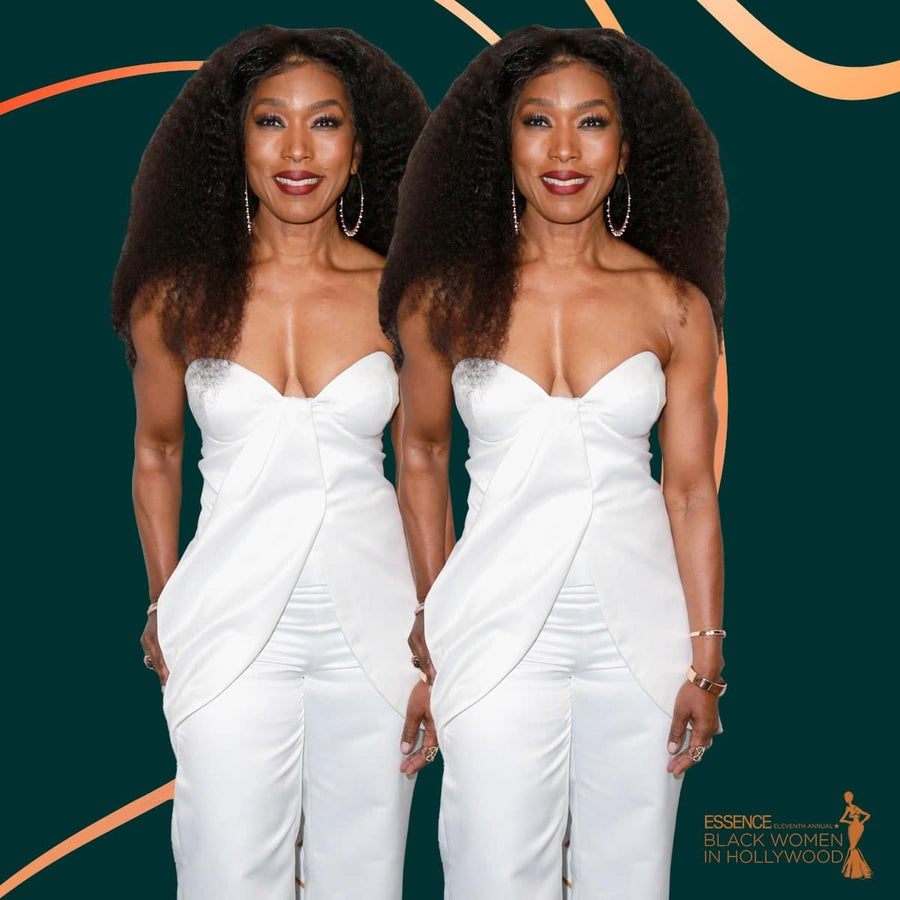 Angela Bassett To Young Black Women: 'When You Walk In The Room, Know That You Have Everything They're Looking For'