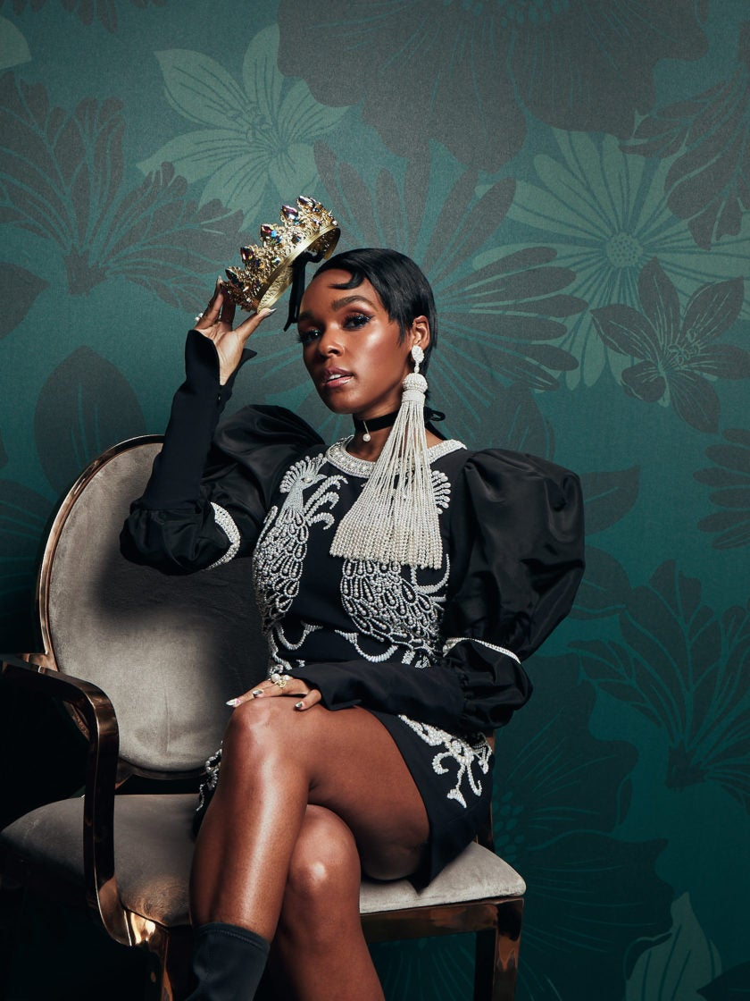 Janelle Monáe Comes Out As Pansexual: 'I Consider Myself To Be Free'