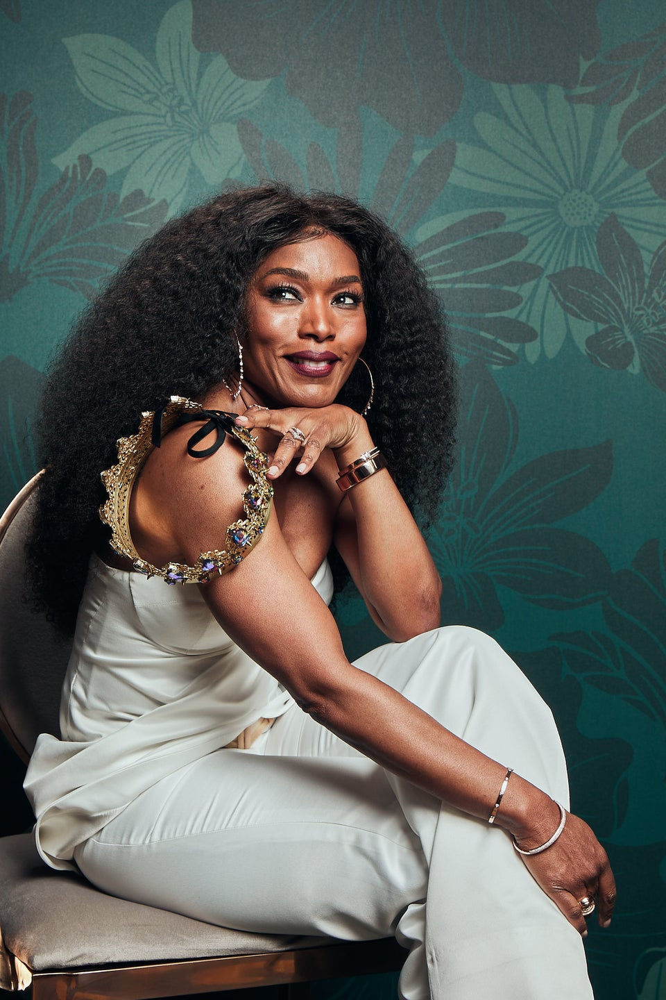 Angela Bassett Reveals The One Thing She Took From 'Black Panther' Set
