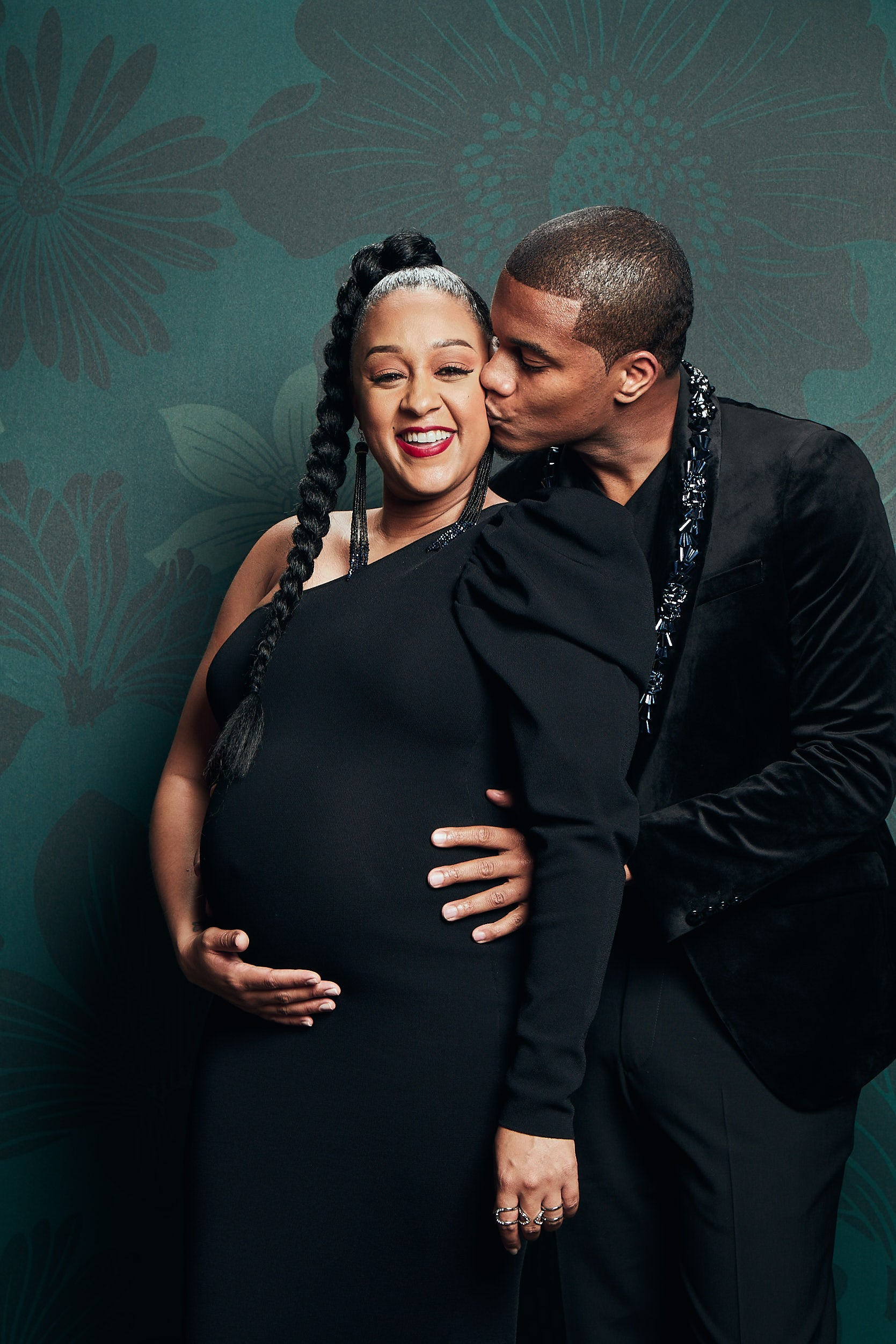 They're 10 Years In! Tia Mowry-Hardrict Thanks Her Husband Cory For Loving Her As Her 'Grays Come In'