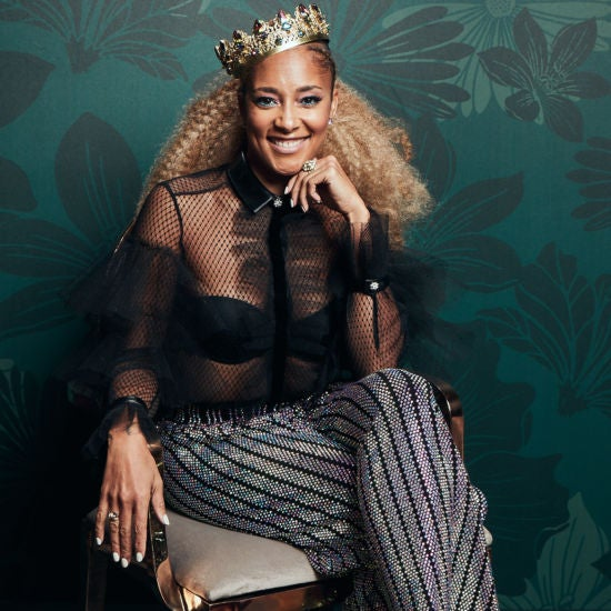 Amanda Seales: 'As Black Women, Our Passion Is Often Being Policed'