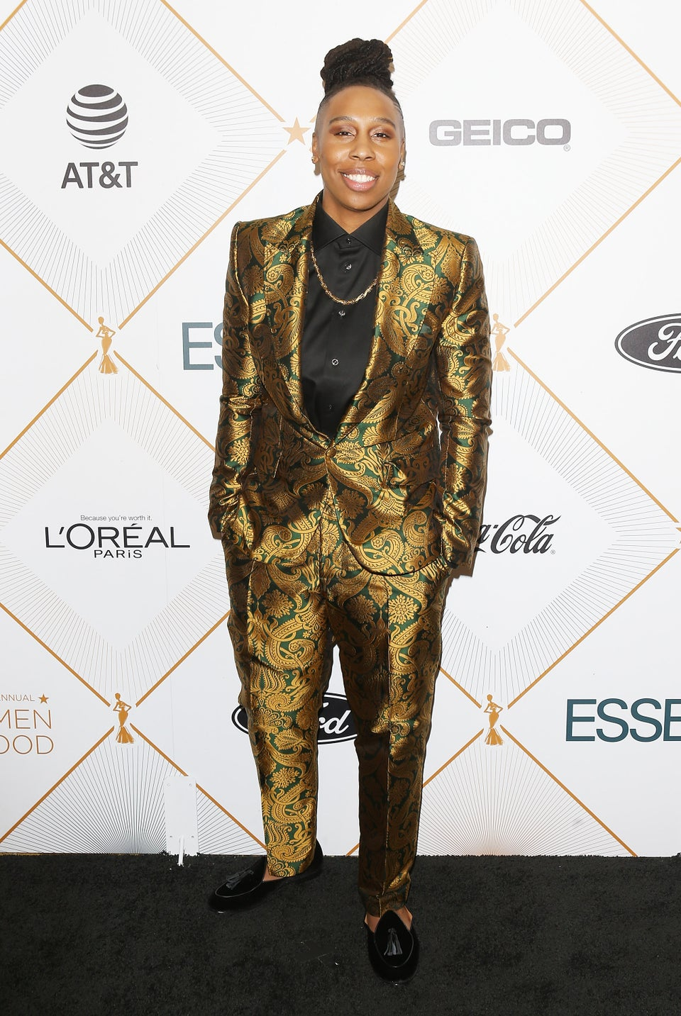 Lena Waithe Says She Hopes To Be A 'Shining Light For All The Little Lesbians In Training' In Empowering BWIH Speech