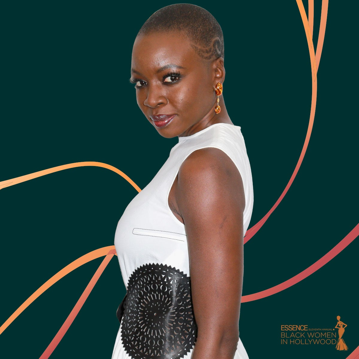 Danai Gurira Beats Out The Boys To Win People's Choice Awards 'Action Movie Star of 2018'
