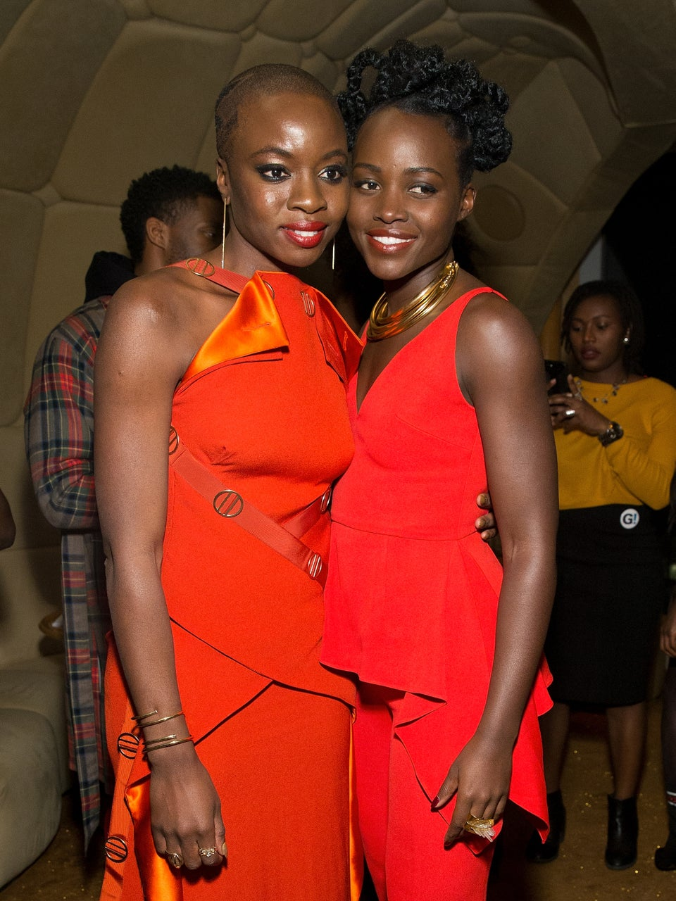 VIDEO: Danai Gurira Had The Whole #BlackWomenInHollywood Audience Singing Happy Birthday To Lupita Nyong'o