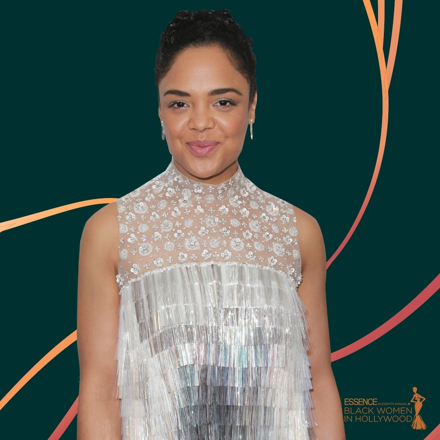 Tessa Thompson Shares How Her Mexican Mother Helped Her Take Pride In Her Blackness: 'She Wanted Me To Be Brave'