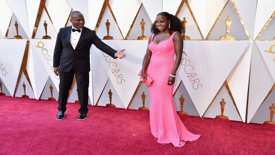 What's Sweeter Than The Way Viola Davis' Husband Julius Tennon Looks At Her On The Red Carpet?