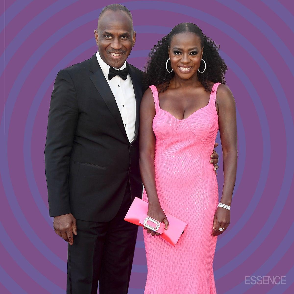 Viola Davis 15 Years Marriage Husband Julius Tennon - Essence