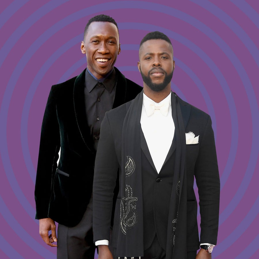 These Brothers Brought the Swag To The 2018 Oscars Red Carpet