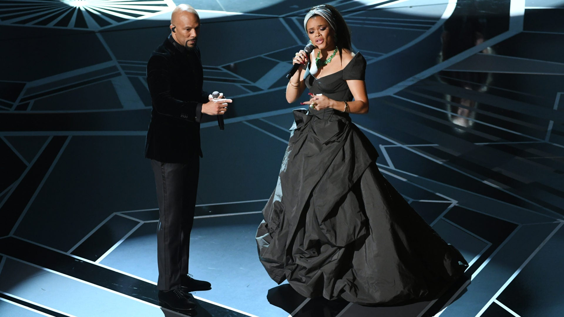 From Black Lives Matter To #MeToo: Andra Day And Common Make Activists The Stars In Powerful Oscars Performance