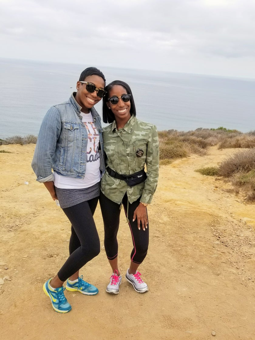 Taking This Scenic California Road Trip With My Sister Was Exactly The Self Care Bonding We Needed